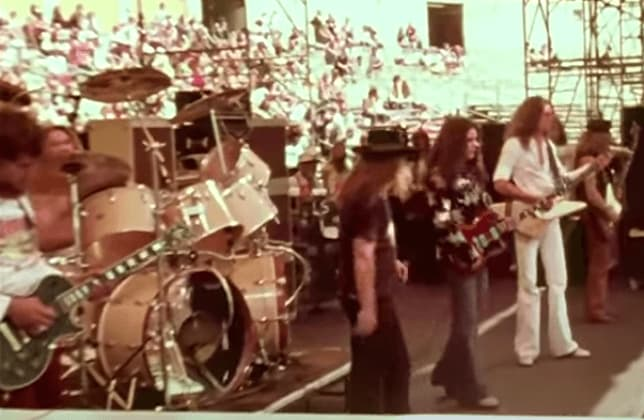 All I Can Do Is Write About It Chords And Lyrics - Lynyrd Skynyrd Songs On Acoustic