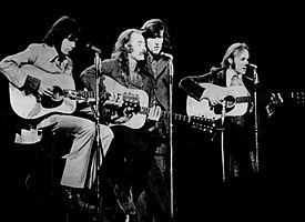 CSNY Songs On The Acoustic Guitar