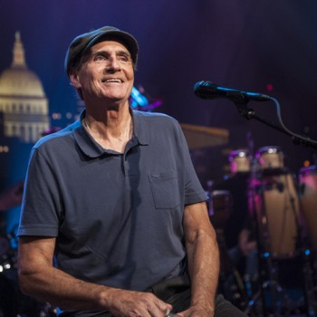 The Frozen Man Chords And Lyrics by James Taylor