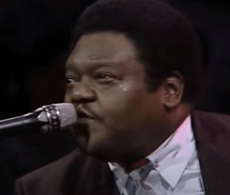 Im Walking Chords And Lyrics On The Acoustic By Fats Domino