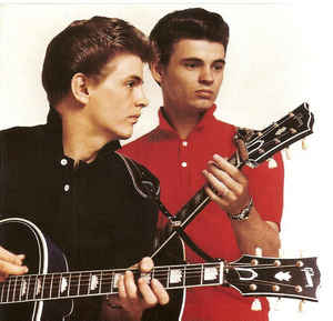 Like Strangers Chords And Lyrics On The Acoustic Guitar The Everly Brothers
