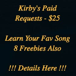 Kirbys Paid Request