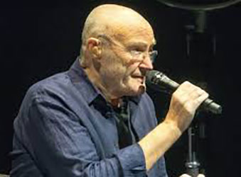 Phil Collins Most Popular Songs On The Acoustic Guitar