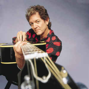 Standing On A Rock On The Acoustic Guitar By Rodney Crowell
