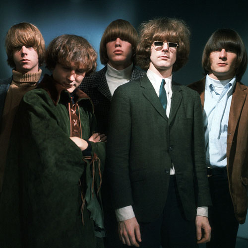The Byrds Mr Tambourine Man On The Acoustic Guitar